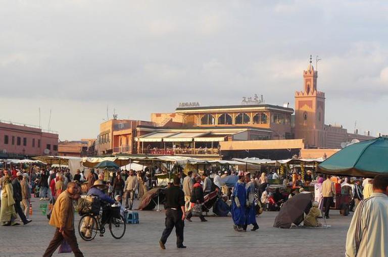 Jemma El Fna Square, Marrakech | © joni1973/Flickr