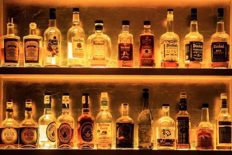 Bar Cock | © ThomasHawk/Flickr