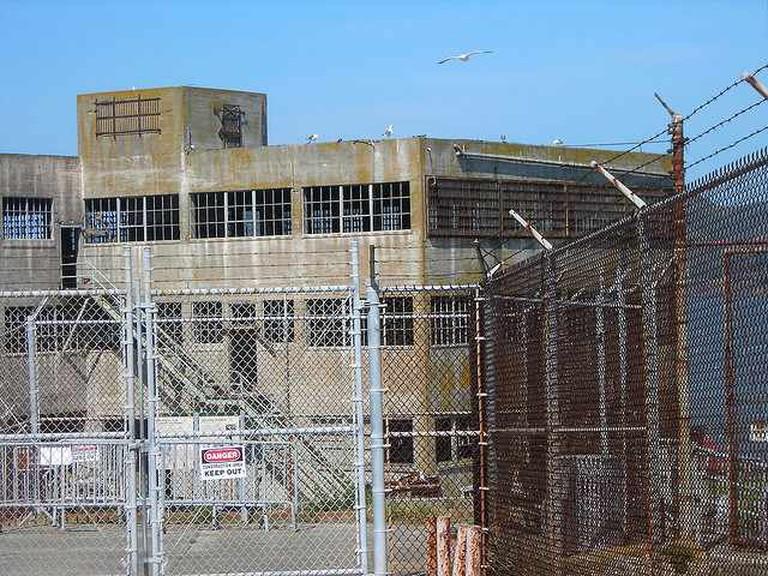 Alcatraz   Flickr/Rob Tilt