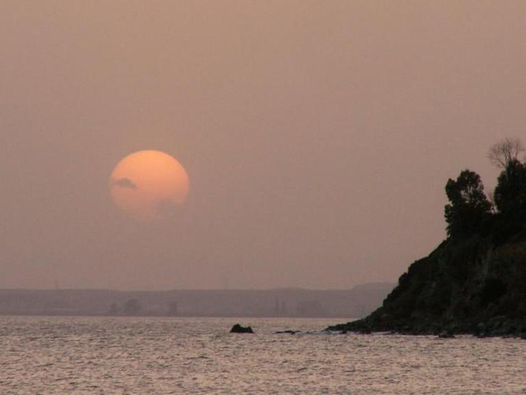 Halkidiki sunrise