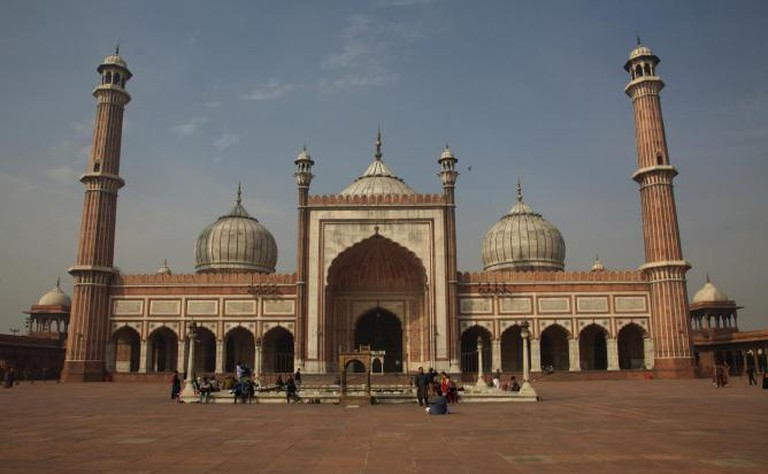 New Delhi | © David Brossard/Flickr