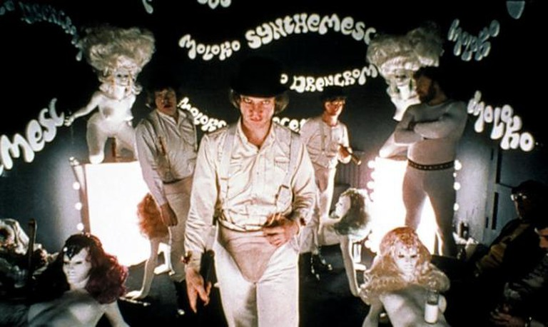 A Clockwork Orange © Warner Bros.