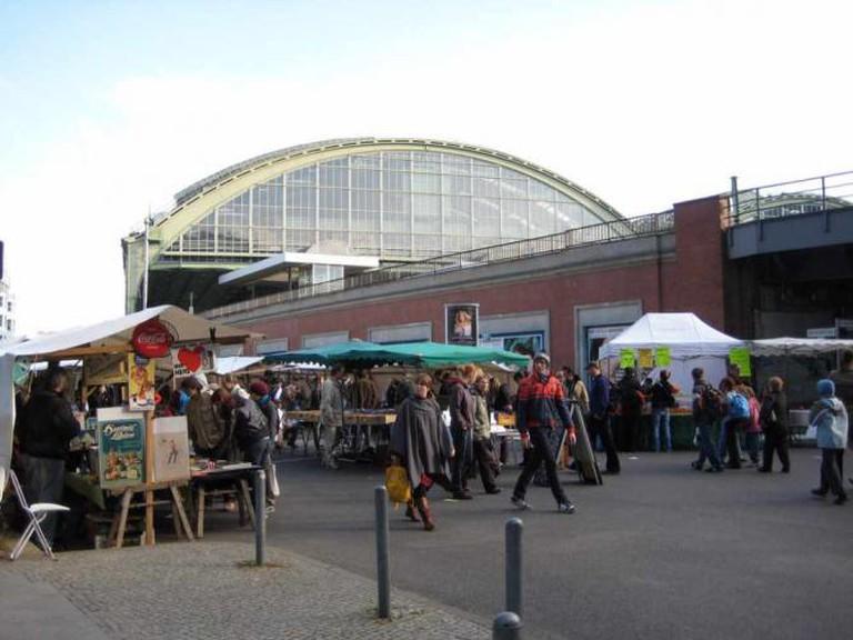 Ostbahnhof Market