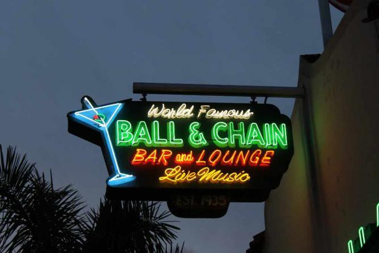 Ball & Chain | ©Phillip Pessar/Flickr