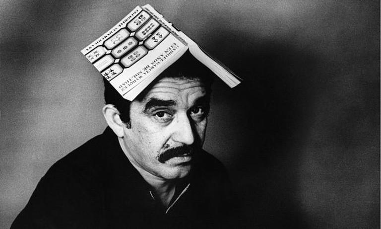 Gabriel García Márquez © Isabel Steva Hernandez/Colita/Corbis/Flickr