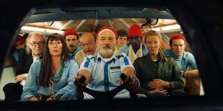The Life Aquatic © Touchstone Pictures