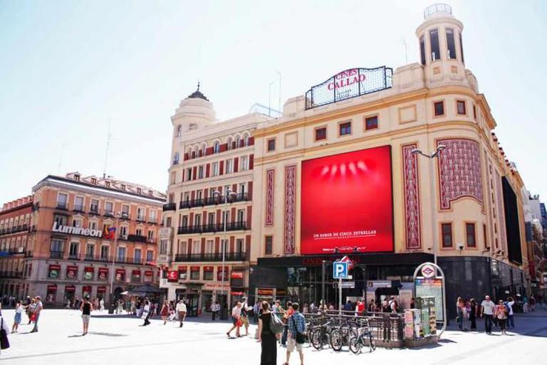 Cines Callao | © OriolSalvador/Flickr