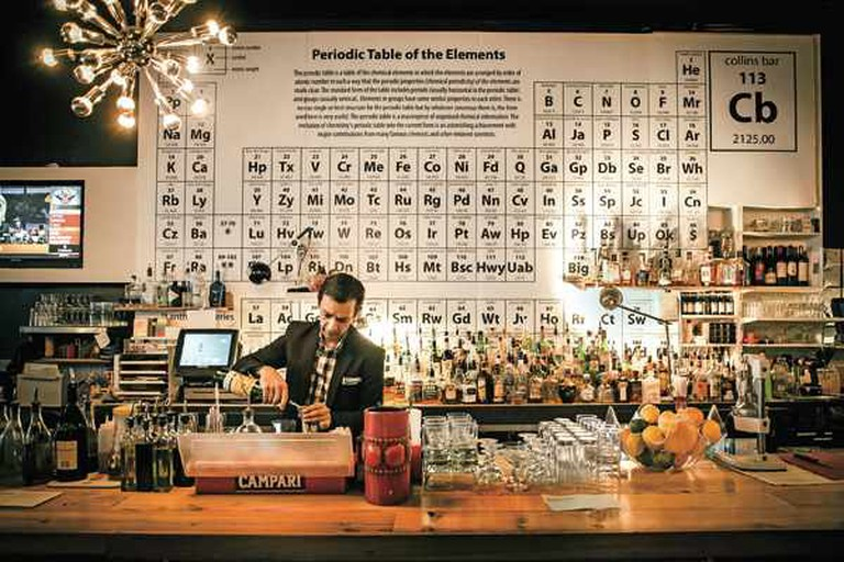 Collins Bar   ©Bob Marston/Google