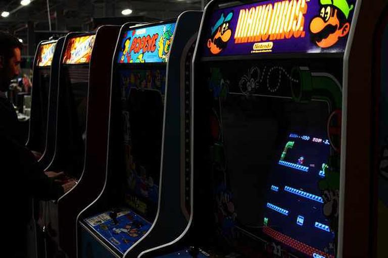 Nintendo Arcade   ©Lee Dyer/Flickr