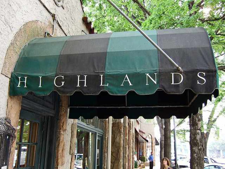 Highlands Awning