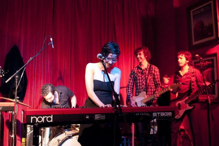 Washington Band at Yah Yah's