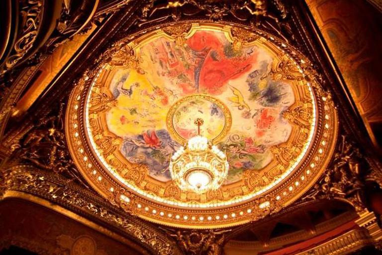 Palais Garnier | © midorisyu/Flickr