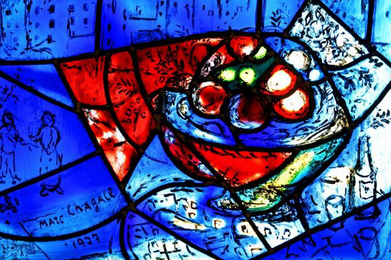 America Windows, Marc Chagall | © Dimitry B/Flickr