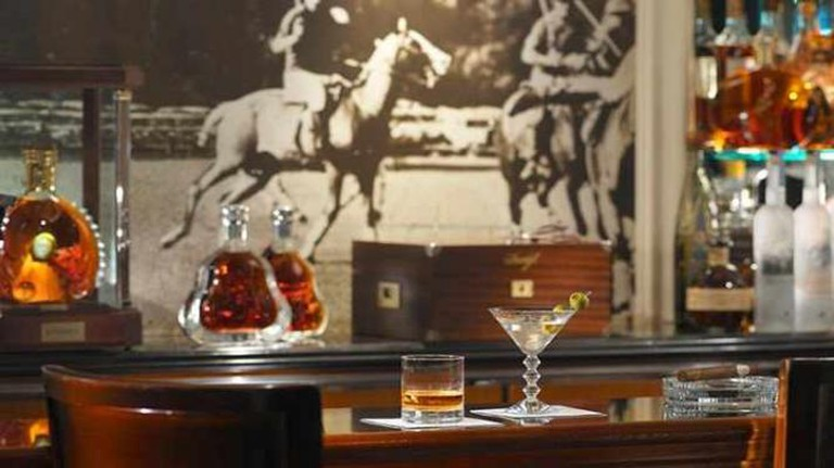 The Polo Lounge | Courtesy of The Polo Lounge