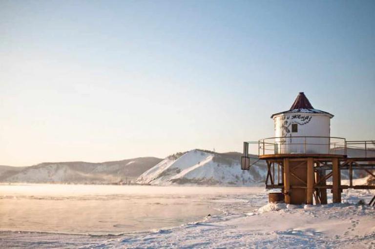 Lake Baikal in Winter © Marco Fieber/Flickr