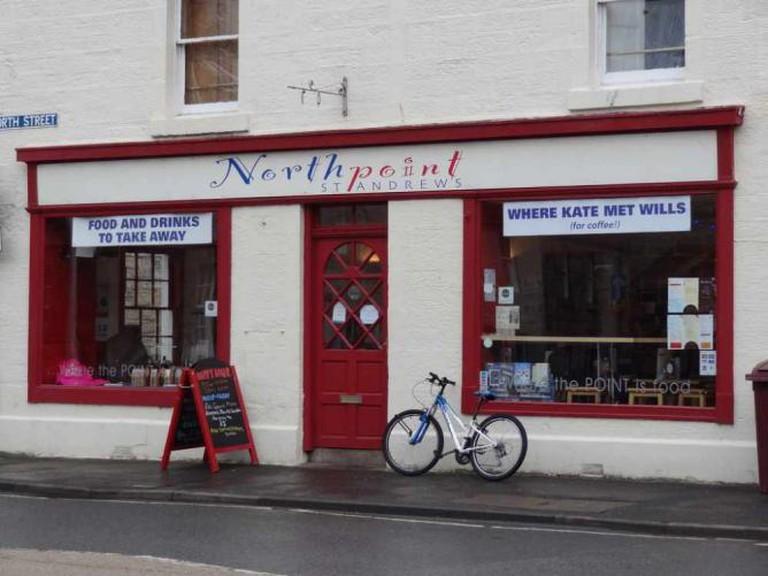 Northpoint Café | © Else10/Flickr