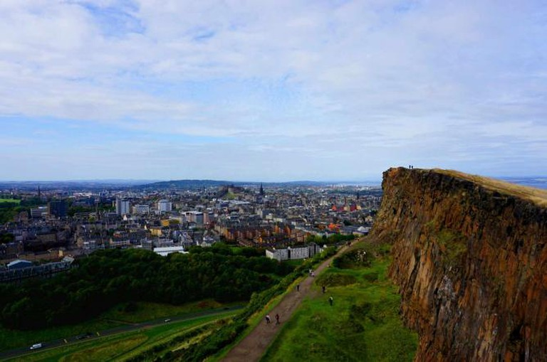 Edinburgh | © barnyz/Flickr