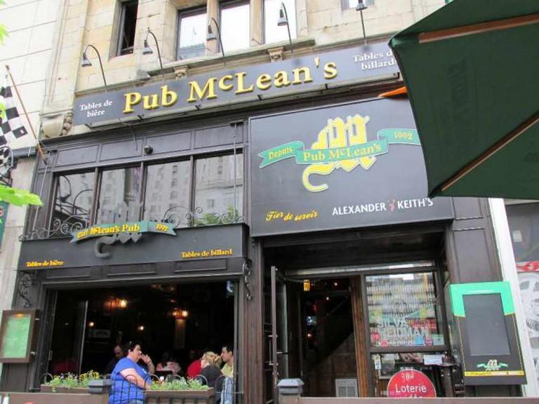 McLean's Pub | © mwms1916/Flickr