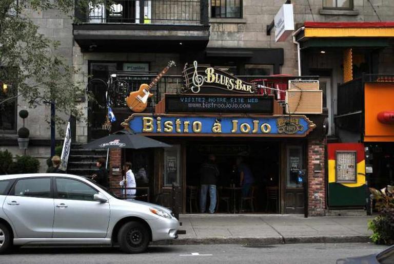 Bistro à Jojo | © yngwiemanux/Flickr