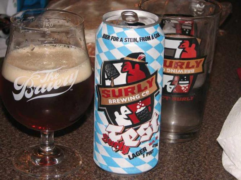 Surly Brewing Company Surlyfest Lager