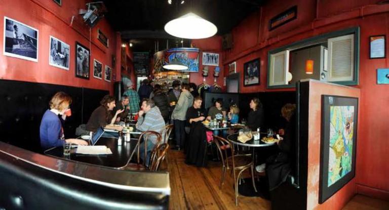 Fidel's café