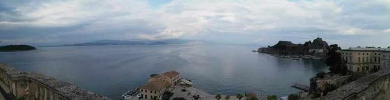 Panoramic view of Faliraki | Courtesy of Evangelos Tsirmpas
