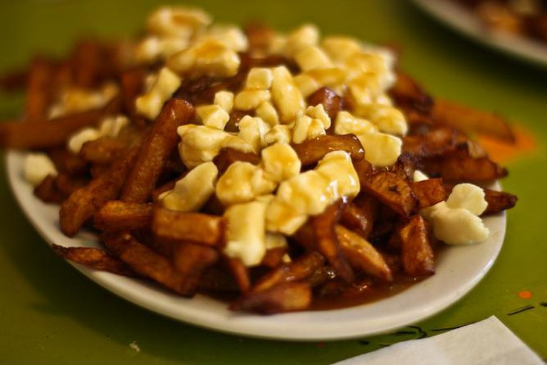 Poutine | © Yuri Long/Flickr