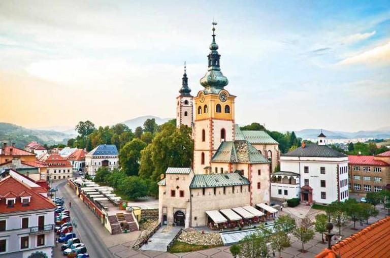Banska Bystrica | © Michael Camilleri/Flickr