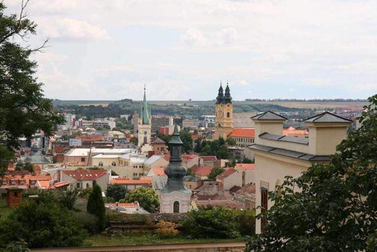Nitra Panorama | © Jan Mehlich/WikimediaCommons