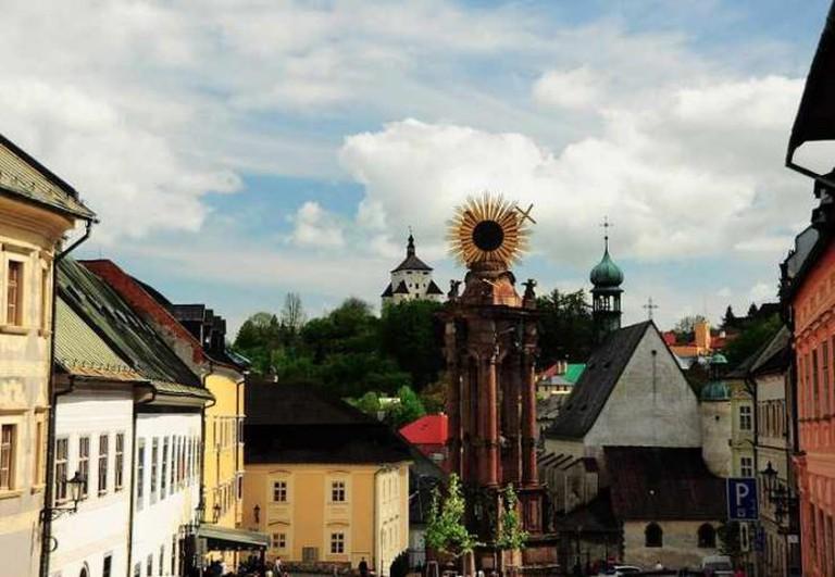 Banská Štiavnica | Courtesy of Región Banská Štiavnica