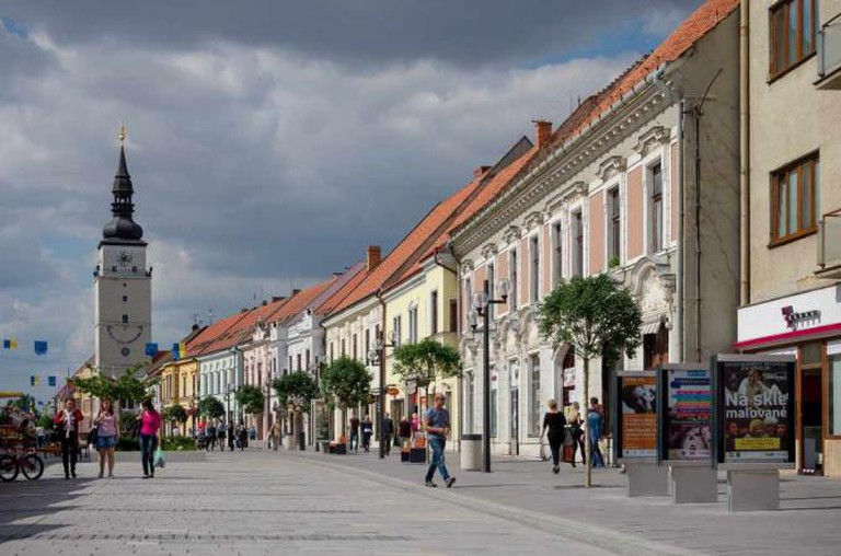 Trnava Main Square | © kurt-b/Flickr