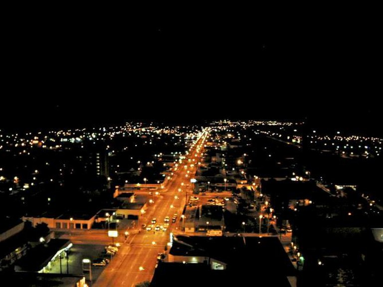 Billings at Night