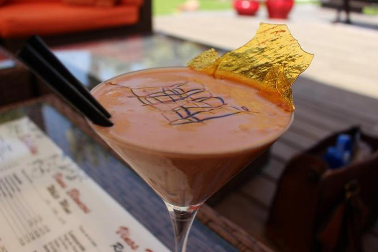 Chocolate cocktail | © Lee Dyer/Flickr