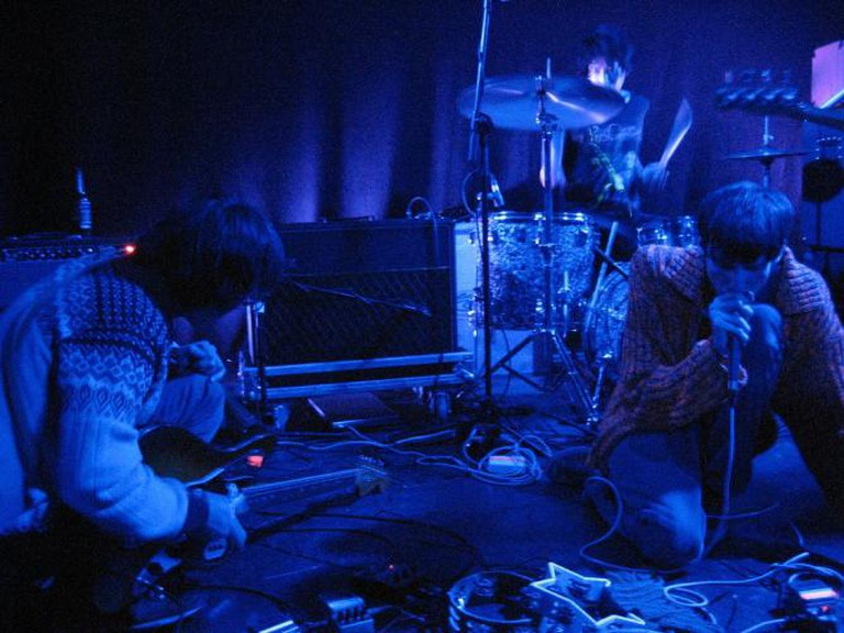 Deerhunter playing at Whelan's © Redheadwalking/Flickr