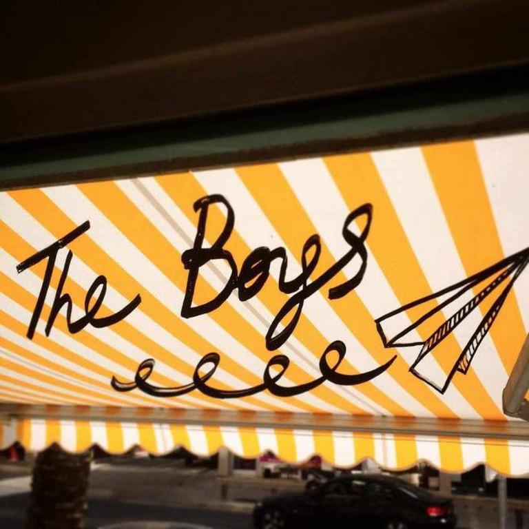 The Boys | Courtesy of The Boys