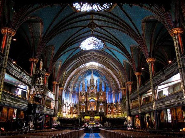 Notre Dame Basilica | jennifer yin/Flickr