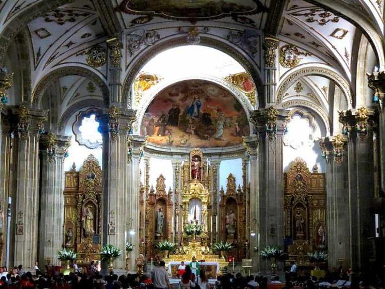 Church of San Juan Bautista | © Luisalvaz/WikiCommons