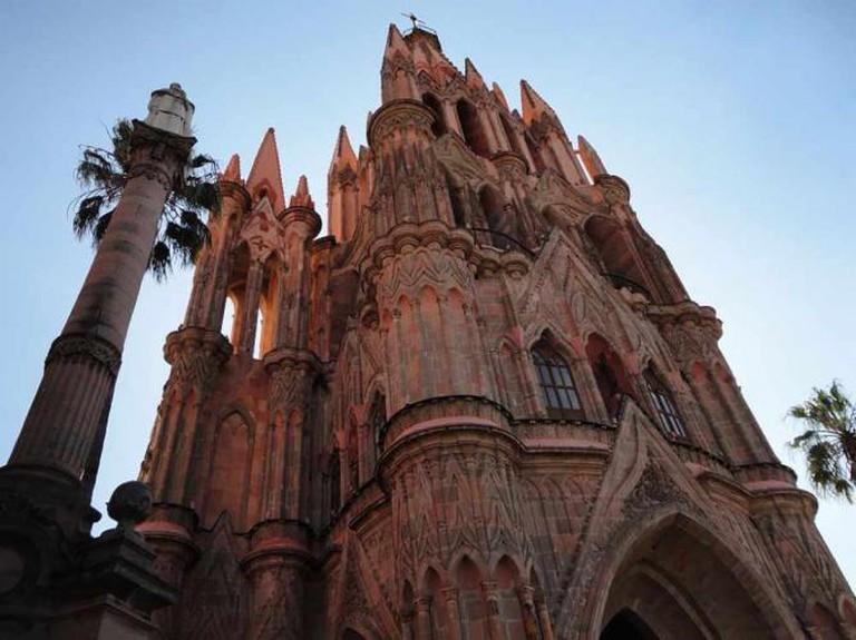Parroquía San Miguel Arcángel | © Carlos Alonso Caballero Vallejo/WikiCommons