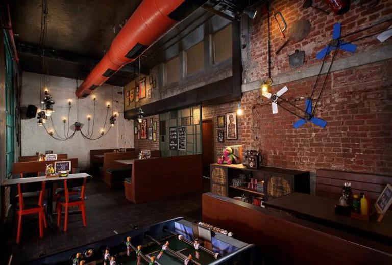 Monkey Bar   © Courtesy of restaurant