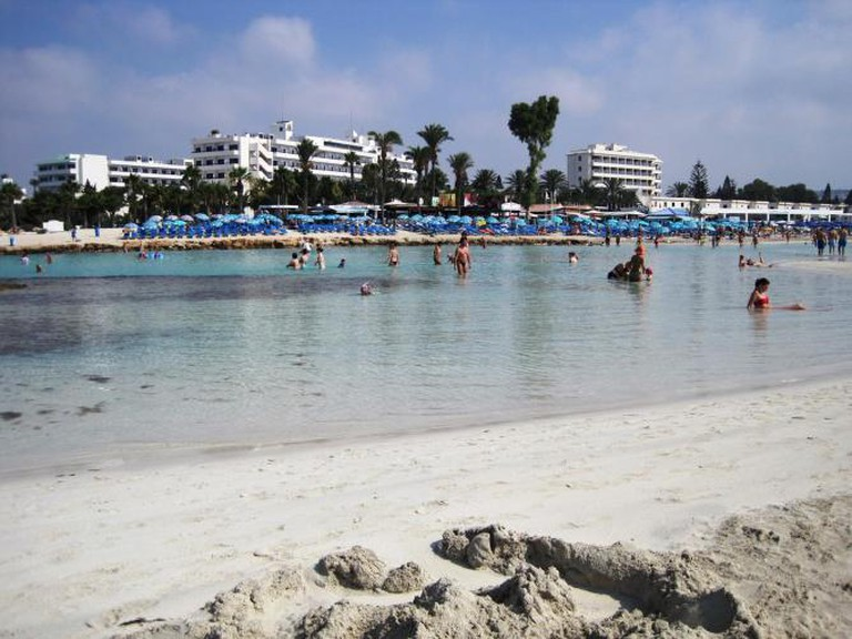 Ayia Napa beach | © Thulborn-Chapman Photography/Flickr