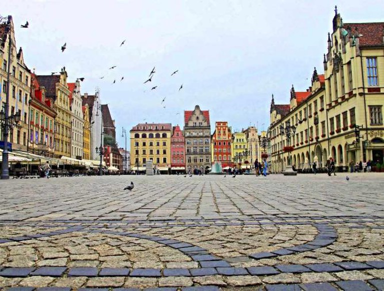 Market Square in Wrocław | © Rosmarie Wirz/Flickr