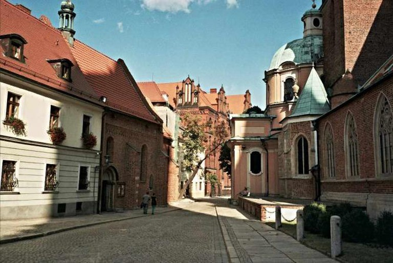 Ostrów Tumski, Katedralna street | © Dimitry Zimin/Flickr