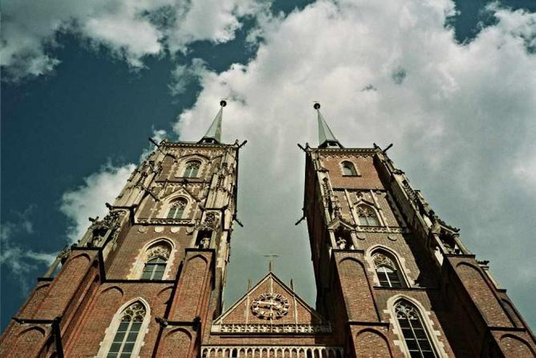 The spires of the Cathedral of St John the Baptist | © Dimitry Zimin/Flickr