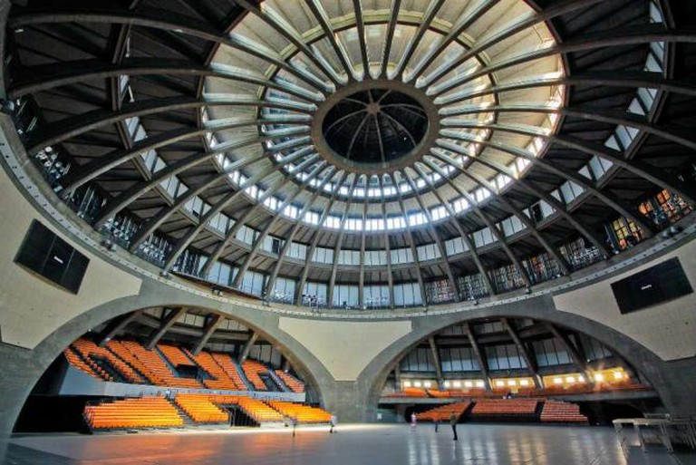 The interior of the Centennial Hall | © Ministry of the Foreign Affairs of the Republic of Poland/Flickr
