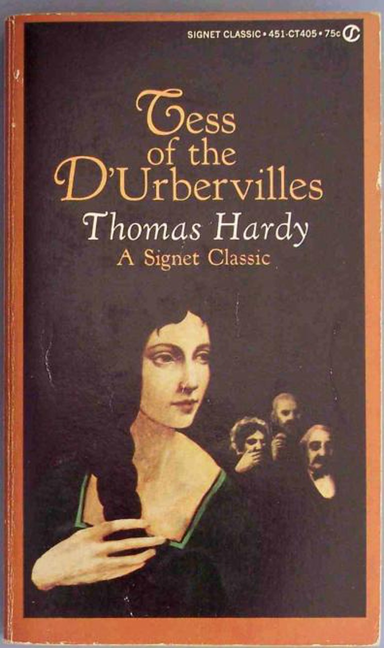 Tess of the d'Urbervilles | © Chris Drumm/Flickr