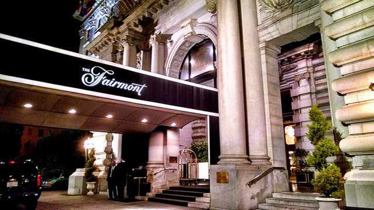 The Fairmont San Francisco Hotel | © Travis Wise/ Flickr