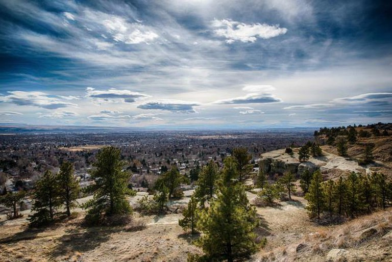 Rimrock, Billings, Montana | © Jason Pitcher/Flickr