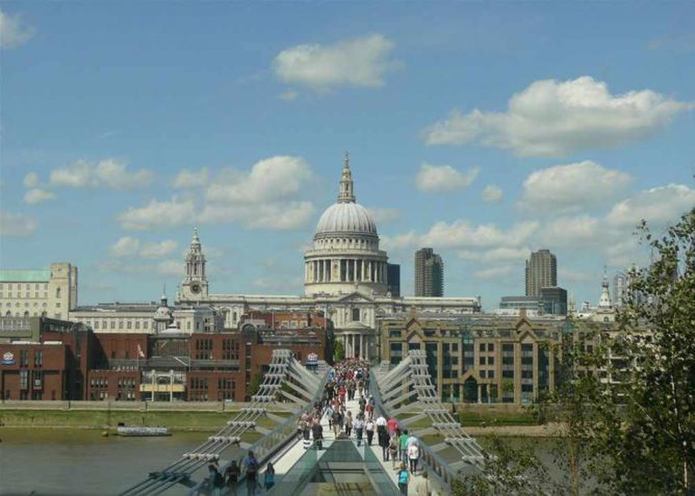 A Creative Commons Image: St Paul's © Robert Bauer