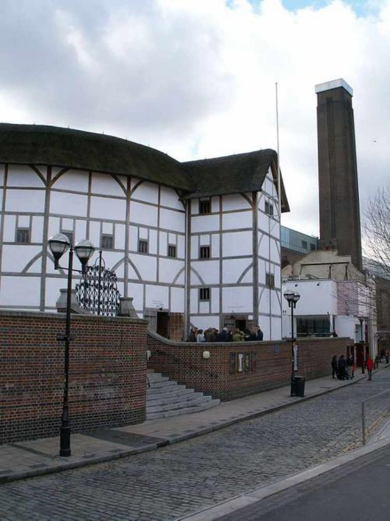 A Creative Commons Image: Shakespeare's Globe © Dick Bauch