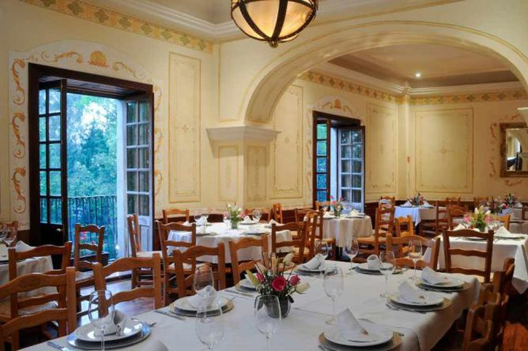 Saks dining room | Courtesy of Saks